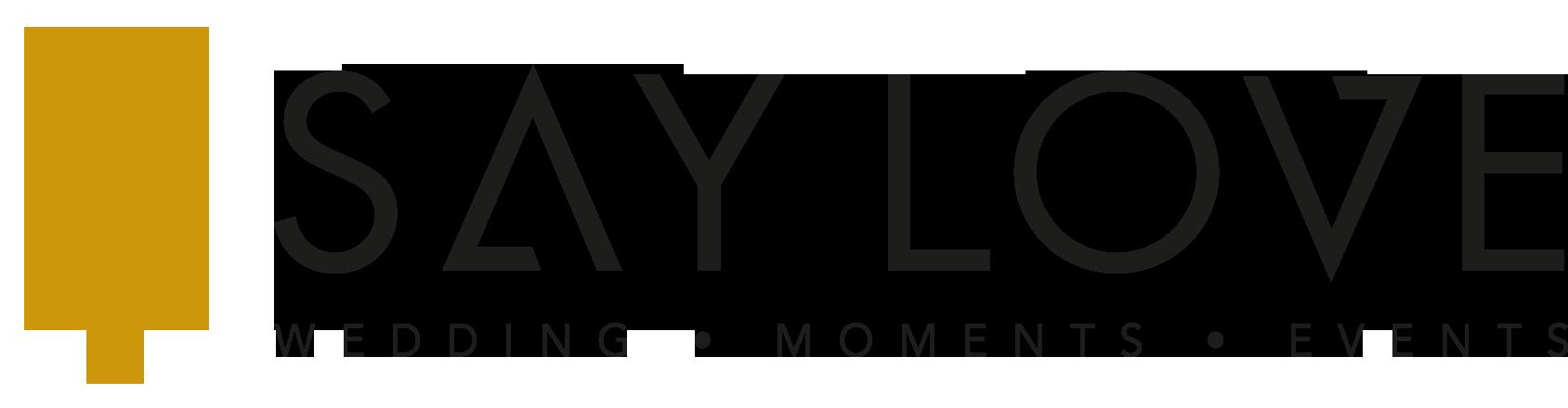Saylove - Wedding, moments, events.