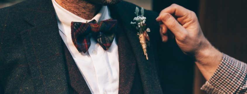 come si deve vestire lo sposo