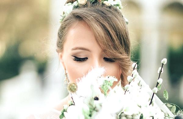 ciglia e sopracciglia sposa