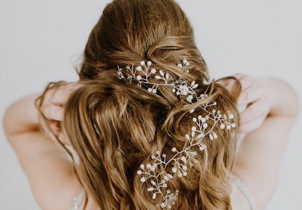 acconciature sposa capelli sciolti