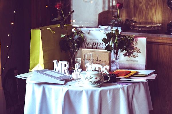 come chiedere il regalo di nozze