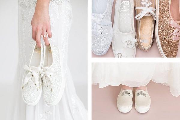 Kate Spade scarpe da sposa