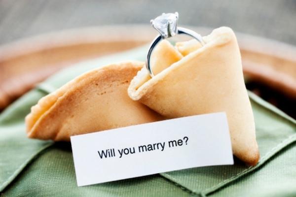 proposta matrimonio biscotto