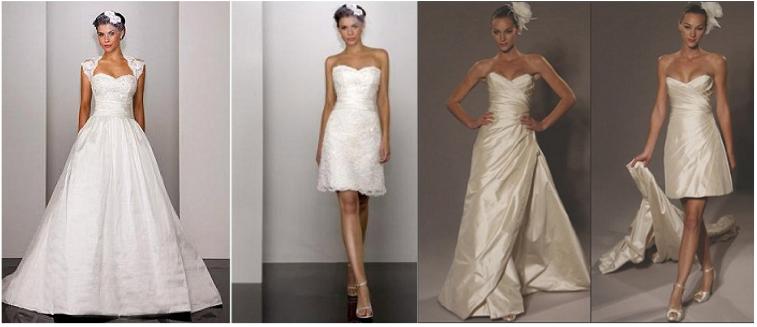 riciclare abito da sposa